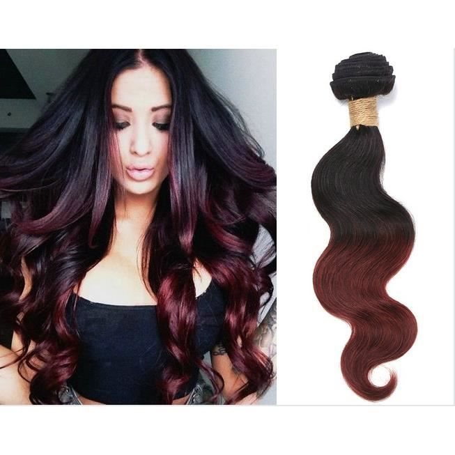Tissage bresilien ombre hair 8 pouces 20 cm achat for Tie and dye prix salon
