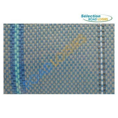 tapis de sol arisol bleu 250x400 cm pour auvent et store prix pas cher soldes d 233 t 233 d 232 s le