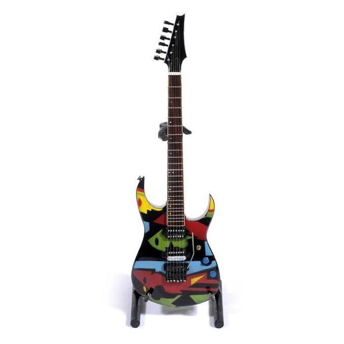 guitare miniature pettruci pas cher achat vente. Black Bedroom Furniture Sets. Home Design Ideas