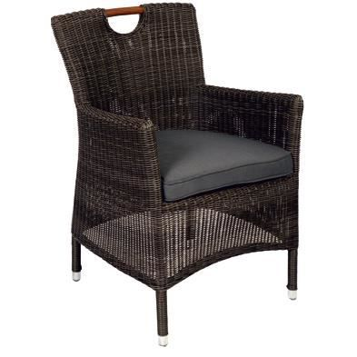 Chaise r sine tress e chaise jardin r sine tre achat for Chaise de jardin resine tressee