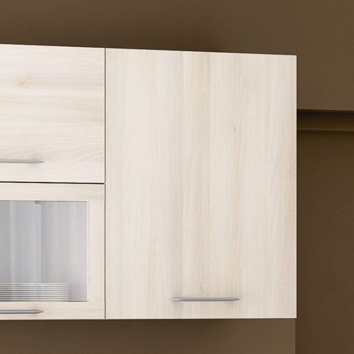 Chef meuble de cuisine haut 60 cm 1 porte achat vente - Porte element cuisine ...