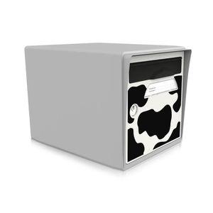 boite aux lettres une porte achat vente boite aux lettres une porte pas cher cdiscount. Black Bedroom Furniture Sets. Home Design Ideas