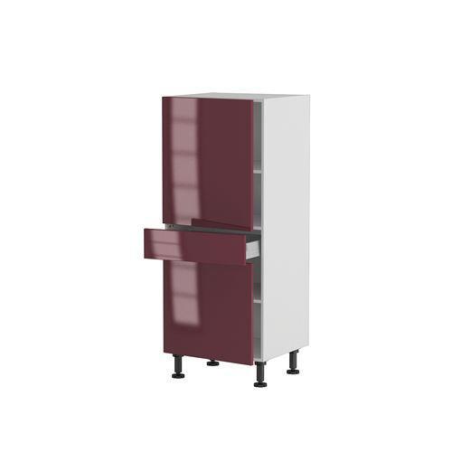 meuble cuisine demi colonne 60 140 1 porte 1 ti achat vente l ments colonne meuble cuisine. Black Bedroom Furniture Sets. Home Design Ideas