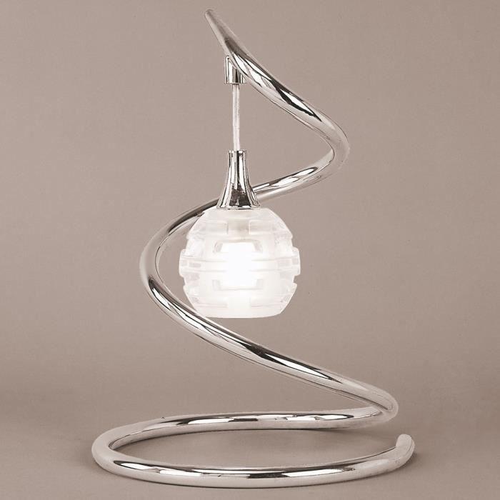 Lampe poser dali achat vente lampe poser dali for Grosse lampe de salon a poser