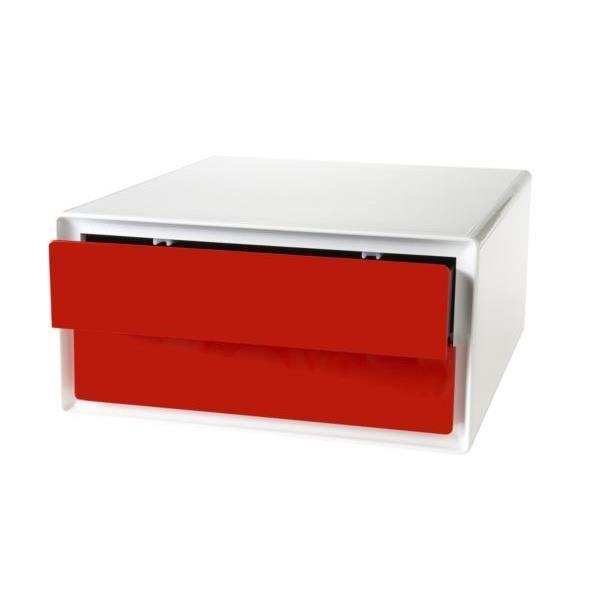 bloc tiroir easybox rgt horizontal 2tiro achat vente. Black Bedroom Furniture Sets. Home Design Ideas