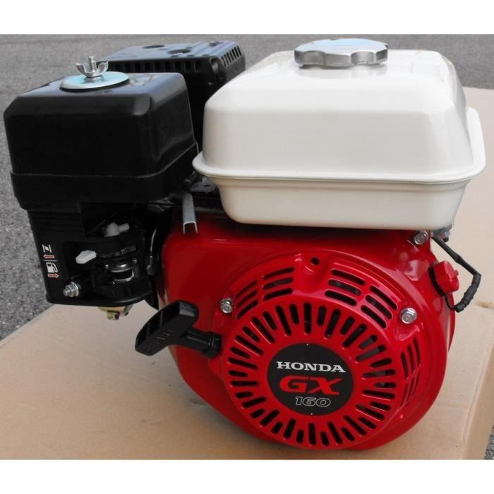 moteur honda gx160 5 5cv pour motoculteur achat vente essence moteur outil cdiscount. Black Bedroom Furniture Sets. Home Design Ideas