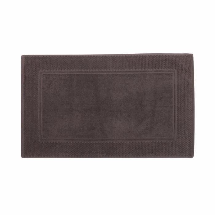 tapis de bain extrasoft aille unique poivre achat vente serviettes de bain cdiscount. Black Bedroom Furniture Sets. Home Design Ideas