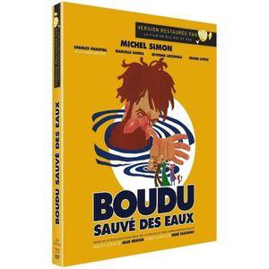 DVD FILM Boudu sauvé des eaux - Combo Blu-ray + DVD [Éditio