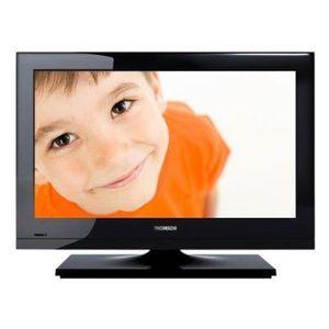 tv lcd 19 pouces 48cm hdtv 2 hdmi port usb. Black Bedroom Furniture Sets. Home Design Ideas