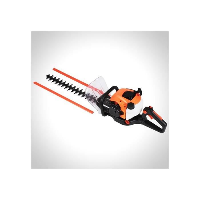 Taille haies essence coupe branche thermique longue for Outils jardinage wolf prix