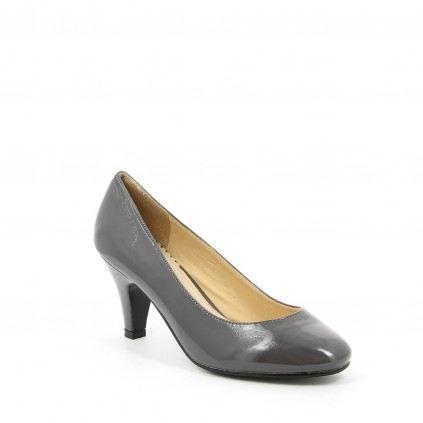 chaussure femme escarpin office gris achat vente chaussure femme escarpin of pas cher. Black Bedroom Furniture Sets. Home Design Ideas