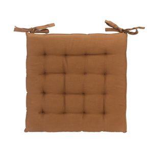 coussin de chaise achat vente coussin de chaise pas cher soldes cdiscount. Black Bedroom Furniture Sets. Home Design Ideas