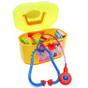boite m dical jouet outil enfants b b infirmi re m decins. Black Bedroom Furniture Sets. Home Design Ideas
