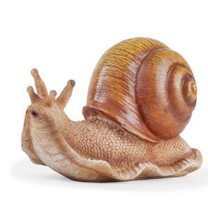 Escargot resine achat vente escargot resine pas cher for Escargot decoration jardin