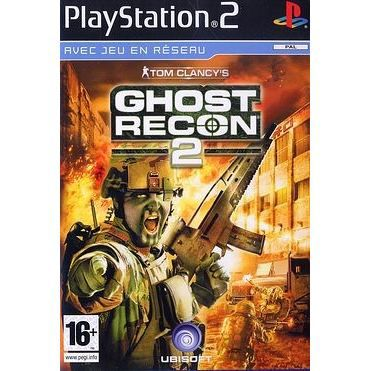 ghost recon jeu playstation - photo #16