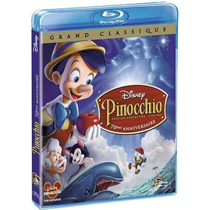 Pinocchio [FRENCH][Bluray 1080p]