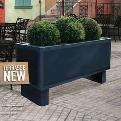 jardiniere rectangulaire evoluo standard achat vente jardini re pot fleur jardiniere. Black Bedroom Furniture Sets. Home Design Ideas