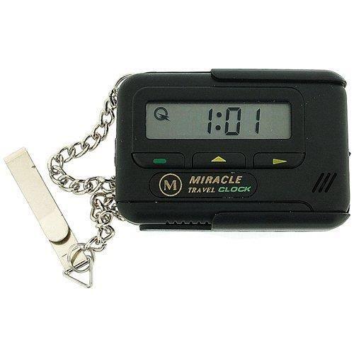 mini horloge digitale de voyage gisedian avec a achat vente montre de gousset cdiscount. Black Bedroom Furniture Sets. Home Design Ideas