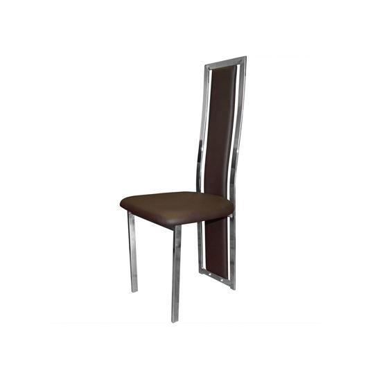 Chaise design paradis marron une chaise tenda achat vente chaise cdi - Les plus belles chaises design ...