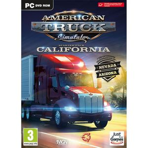 JEU PC American Truck Simulator Jeu PC