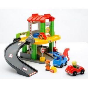 Garage a voiture enfant achat vente jeux et jouets pas for Achat voiture garage
