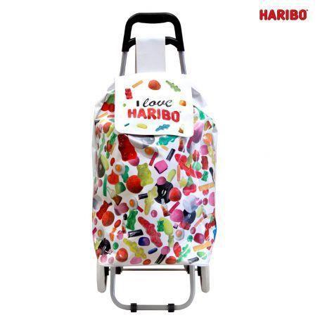 chariot shopping haribo bonbons achat vente poussette de marche 3662737095994 soldes d. Black Bedroom Furniture Sets. Home Design Ideas