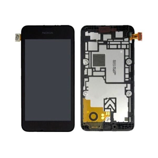 ecran lcd vitre tactile nokia lumia 530 original achat pi ce t l phone pas cher avis et. Black Bedroom Furniture Sets. Home Design Ideas