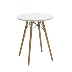 Table mange debout bois achat vente table mange debout for Petite table de bar