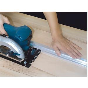 ACCESSOIRE MACHINE Guide de coupe pour scies circulaires portatives e