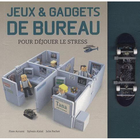 jeux gadgets de bureau pour dejouer le stress achat vente livre parution pas cher cdiscount. Black Bedroom Furniture Sets. Home Design Ideas