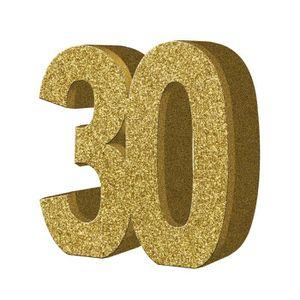 Deco anniversaire 30 ans achat vente deco anniversaire - Decoration table anniversaire 30 ans ...