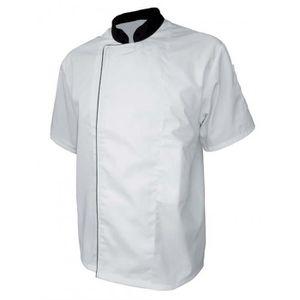 veste de cuisine - achat / vente veste de cuisine pas cher - cdiscount - Veste De Cuisine Noir Pas Cher