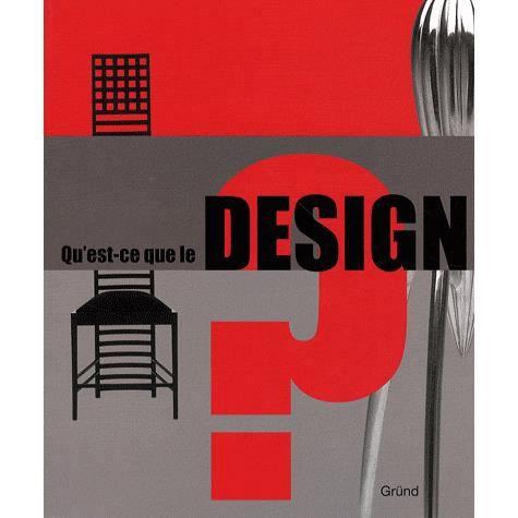 qu 39 est ce que le design achat vente livre andrea. Black Bedroom Furniture Sets. Home Design Ideas