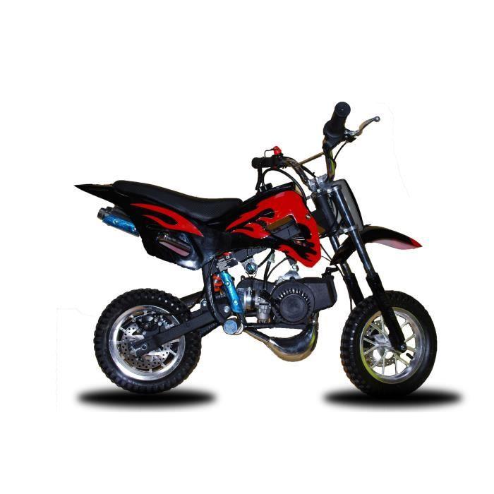 pocket cross 49cc noir rouge achat vente moto pocket cross 49cc noir roug cdiscount. Black Bedroom Furniture Sets. Home Design Ideas