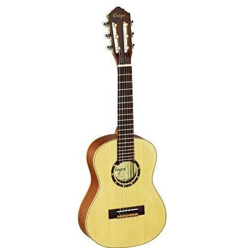 Ortega r121 1 4 guitare de concert avec housse taille 1 4 for Housse de guitare
