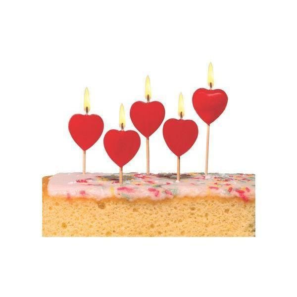 bougie pour g teau coeur en cire sur des achat vente bougie anniversaire bois cdiscount. Black Bedroom Furniture Sets. Home Design Ideas