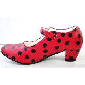 Chaussure flamenco achat vente pas cher cdiscount - Chaussure danse de salon femme pas cher ...