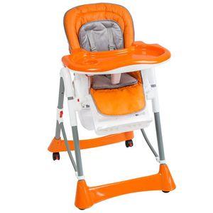 Chaise haute accessoires de b b achat vente chaise for Chaise haute bebe carrefour