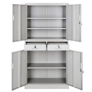 Armoire metallique bureau achat vente armoire metallique bureau pas cher - Rangement papier administratif ...