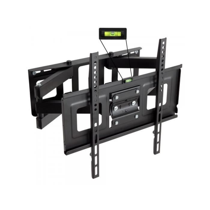 Support mural tv fixe max 55 lcd plasma 2508213 - Support tv 55 orientable ...