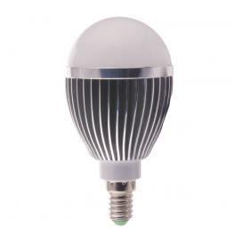 ampoule led bulbe douille e14 5w 230v blanc neutre achat vente ampoule led cdiscount. Black Bedroom Furniture Sets. Home Design Ideas