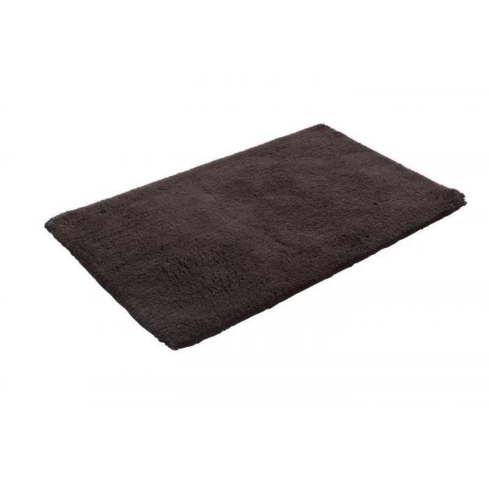 Tapis De Salle Bain 60 X 100 Cm 100 Coton Couleur