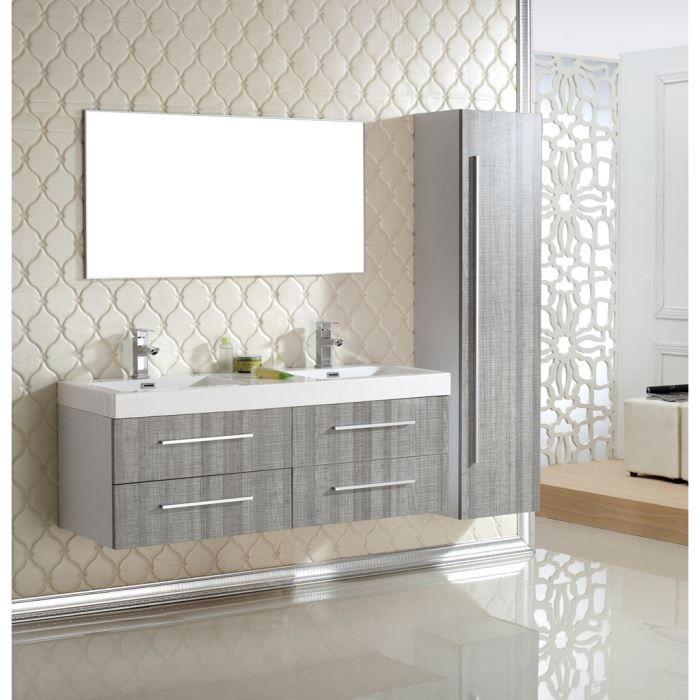 les concepteurs artistiques meuble salle de bain gris. Black Bedroom Furniture Sets. Home Design Ideas
