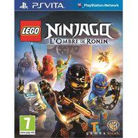 LEGO Ninjago L'Ombre de Ronin Jeu PSVITA