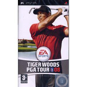 JEU PSP TIGER WOODS PGA TOUR 08 / JEU CONSOLE PSP