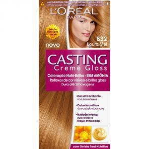 coloration loreal coloration casting crme gloss 832 - Coloration Blond Miel