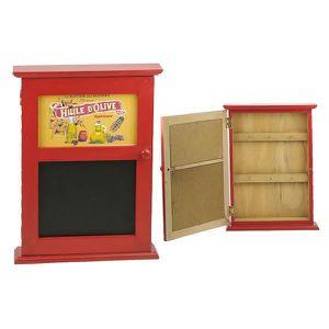 boite a cle en bois achat vente boite a cle en bois. Black Bedroom Furniture Sets. Home Design Ideas
