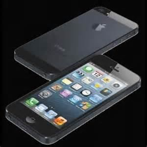 apple iphone 5 64gb noir occasion achat smartphone pas. Black Bedroom Furniture Sets. Home Design Ideas