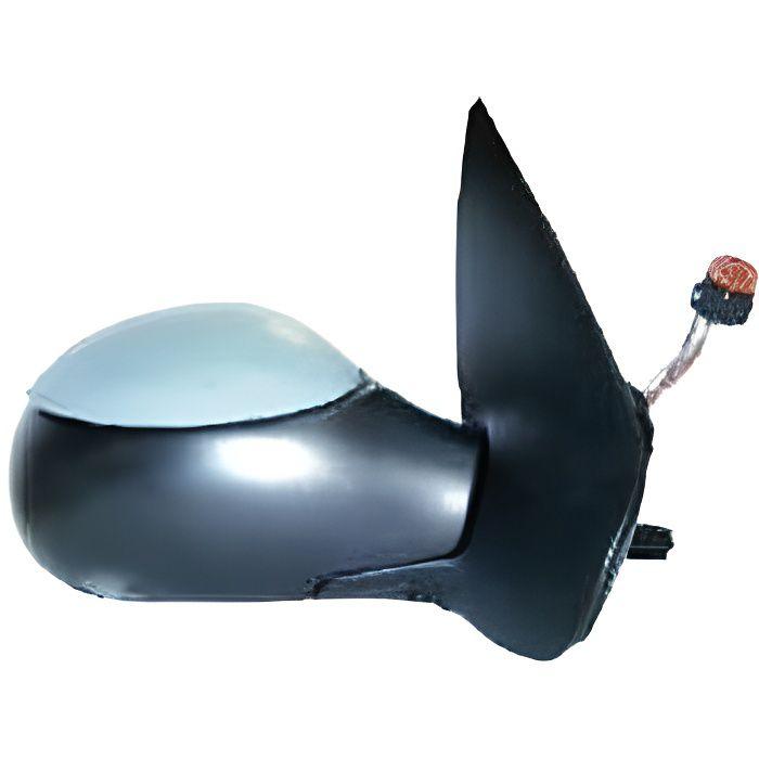 retroviseur exterieur droit electrique coque a peindre peugeot 206 cc cabriolet depuis 05 2003. Black Bedroom Furniture Sets. Home Design Ideas