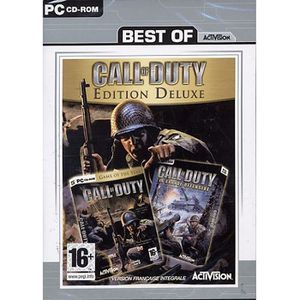 JEU PC CALL OF DUTY (Edution Deluxe)